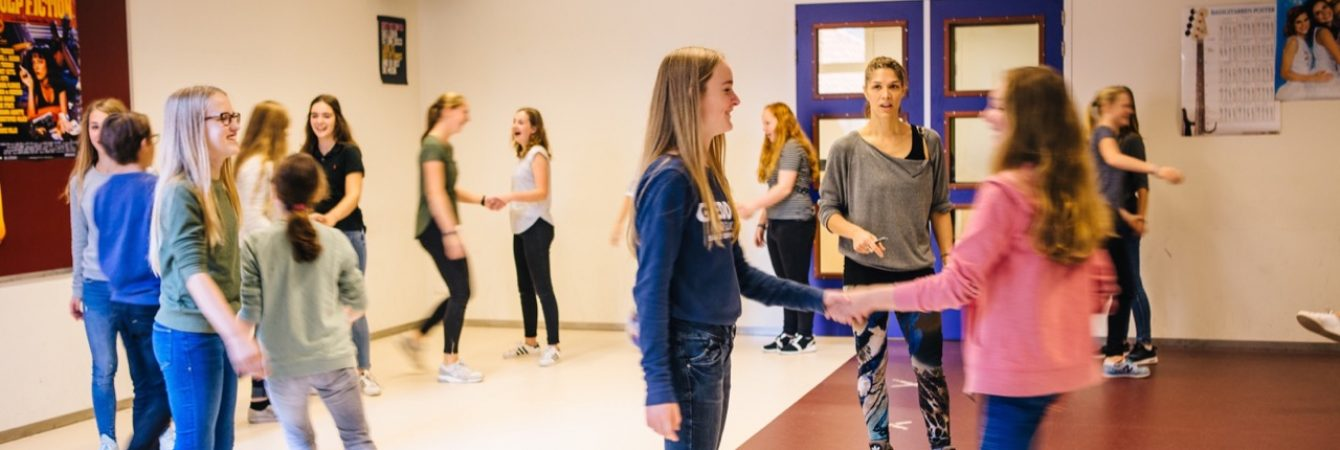 Workshop Choreografie