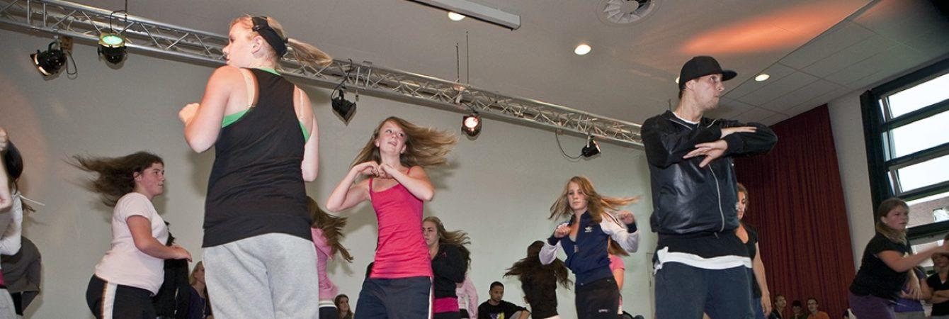 Workshop Hiphopdance