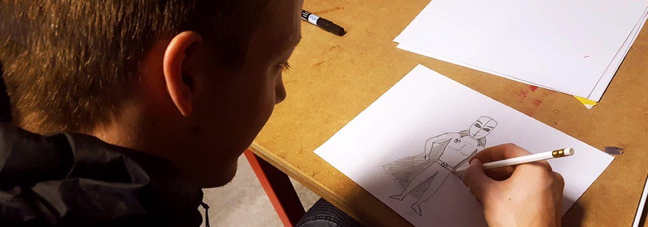 Workshop Illustratie