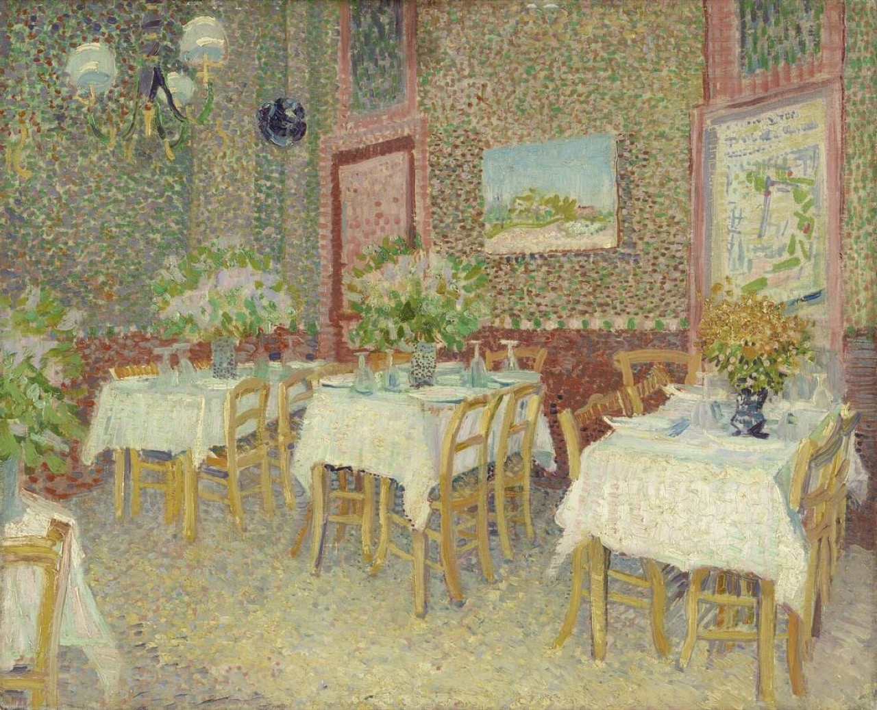 Van Gogh Kroller-Muller Museum tijdens de online CKV-dag