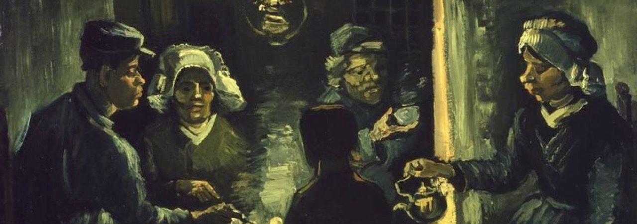Online bezoek aan de Van Gogh galerij in het Kröller-Müller Museum